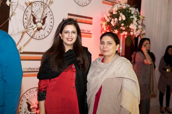 Ayesha and Shazia