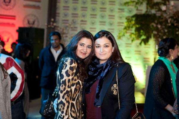 Marium and Shazia