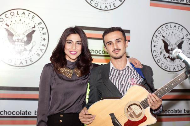 Meesha and Mehmood
