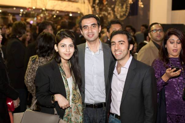 Minhal, Shaharyar and Zeid