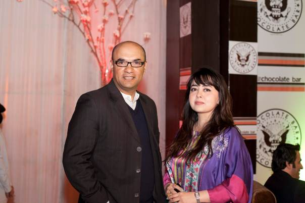 Tahir and Maria
