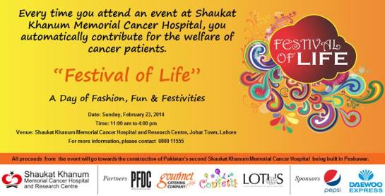 Festival of Life [F]