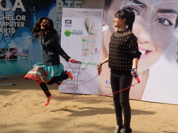 Garnier BB Cream - Campus Activation (1)