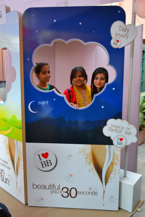 Garnier BB Cream - Campus Activation (2)