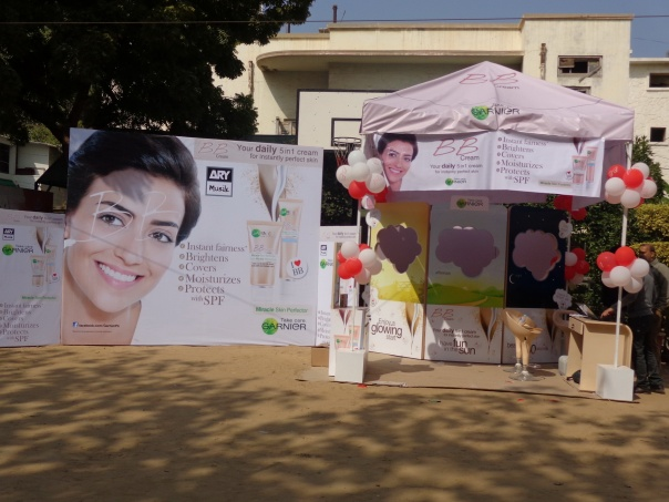 Garnier BB Cream - Campus Activation (3)