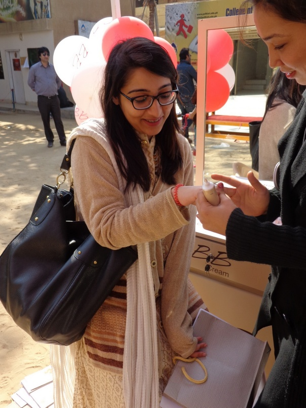 Garnier BB Cream - Campus Activation (4)